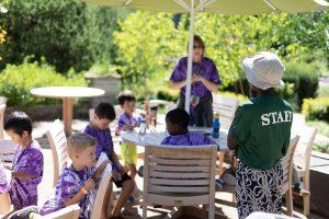 Intern Leading Amazing Sprouts Program