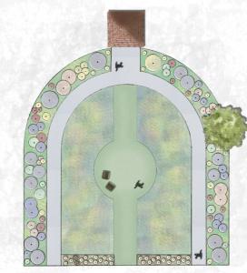 Bulb Lawn Plan